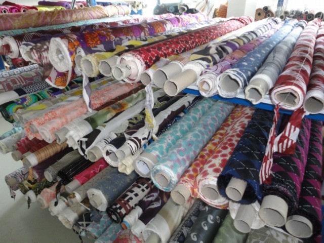 fabrics roll