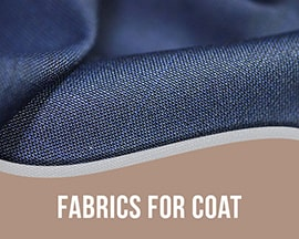 fabrics for coats