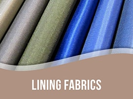 high quality lining fabrics made in Italy