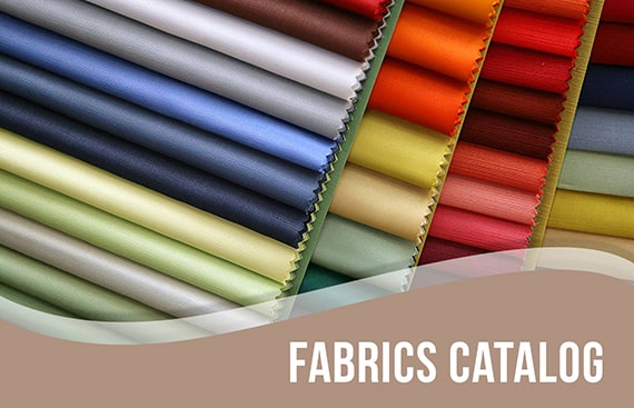 Italian quality fabrics catalog