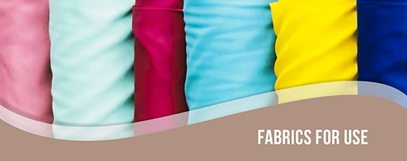 High quality Italian fabrics for clothing